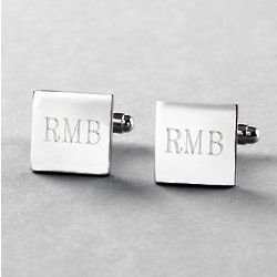 Berkley Square Personalized Cufflinks