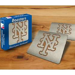 New York Mets Boaster Coasters