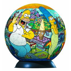 The Simpsons Puzzleball