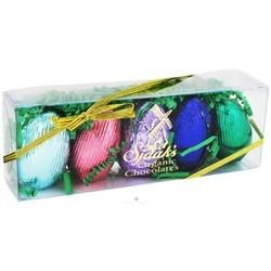Organic Milk Chocolate Easter Eggs