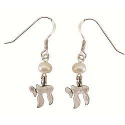 Pearl Chai Earrings