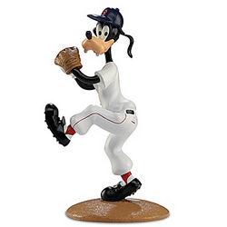 Boston Red Sox Disney Goofy Pitcher Figurine