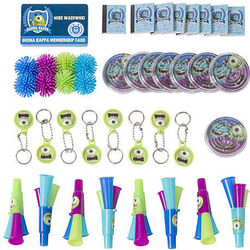 Monsters University Favor Set