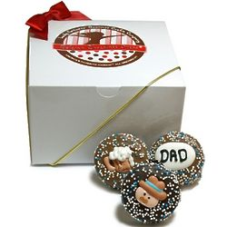 Father's Day Oreo Cookie Gift Box