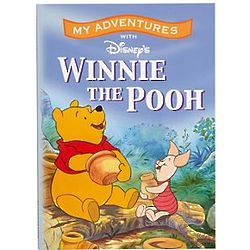 Personalized Winnie the Pooh Large Story Book