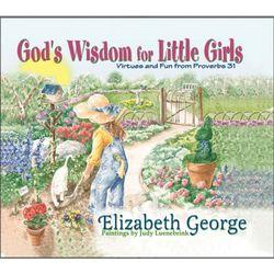 God's Wisdom for Girls Children's Book