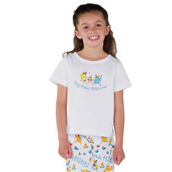 Birthday Fishes Pajamas for Girls