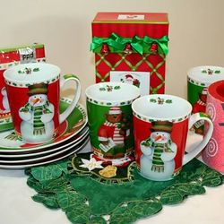 Christmas Friends Gift Set