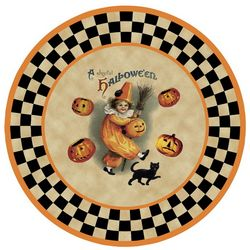 Halloween Serving Platter