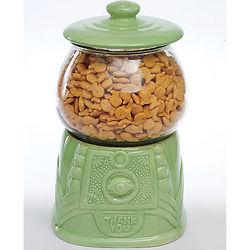 Gumball Machine Cookie Jar