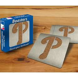 Philadelphia Phillies Boaster Coasters