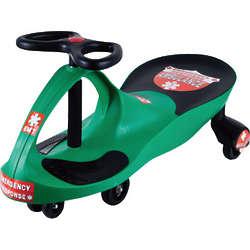 Emergency Response Car Lil' Rider Wiggle Car