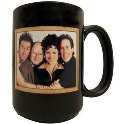 Seinfeld Cast Mug
