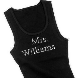 Mrs. Bride Tank Top