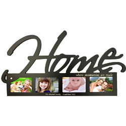Home Word Frame Wall Hanging