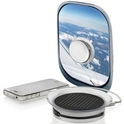 Port or Window Solar Charger