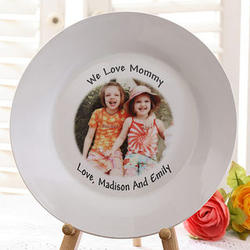 You Name It Personalized Photo Plate