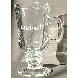 Personalized Large Irish Coffee Mug