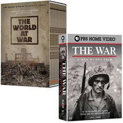 The War / The World at War DVD Set