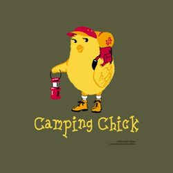 Camping Chick T-Shirt