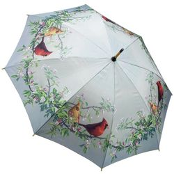Cardinals Folding Umbrella