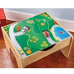 Personalized 2 in 1 Activity Table
