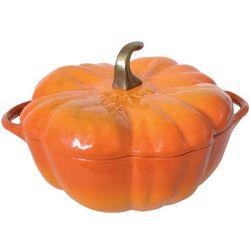 Staub Cocotte Pumpkin Casserole