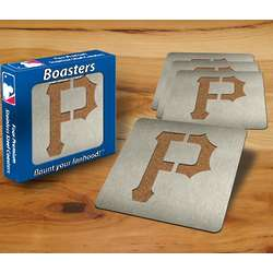 Pittsburgh Pirates Boaster Coasters