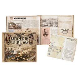 Battlefields of the Civil War Book