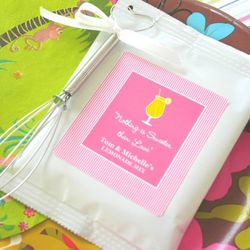Personalized Lemonade Shower Favors