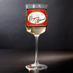 Cougar Blend Wine Glass