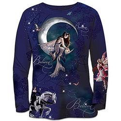 Fairy Magic Long-Sleeved Shirt