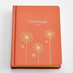 Gratitude Year-Long Journal