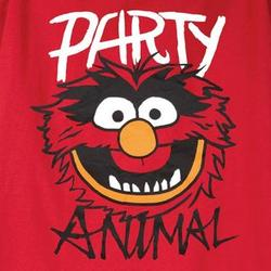 Party Animal Muppets T-Shirt