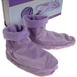 Foot Cozy Aromatherapy Heated Slippers