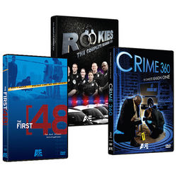 Crime & Investigation DVD Collection