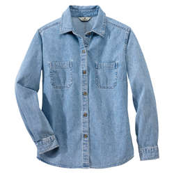 Women's Denver Denim Shirt