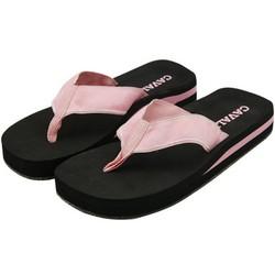 Virginia Cavaliers Pink Ladies Flip Flops