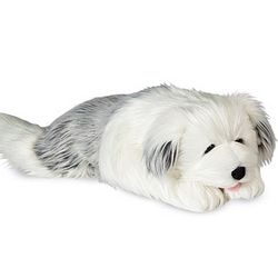 Sheepdog Body Pillow