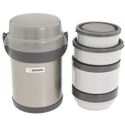 Zojirushi Mr. Bento Stainless Steel Lunch Jar