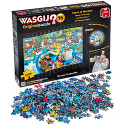 WASGIJ? Reverse Perspective Jigsaw Puzzle