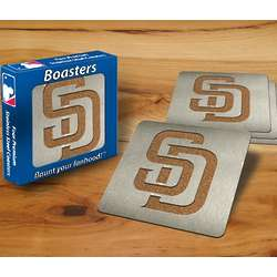 San Diego Padres Boaster Coasters
