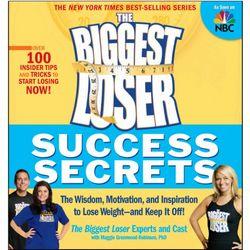 The Biggest Loser Success Secrets Book