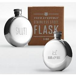 Just a Sip Stainless Steel Flask