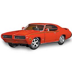 1969 Pontiac GTO Judge Diecast Car