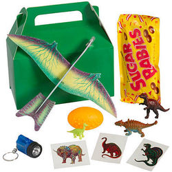 Dinosaur Favor Pack