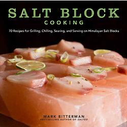 Salt Block Cooking Cookbook