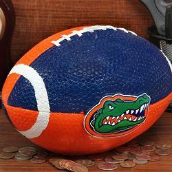 Florida Gators Football Coin Bank