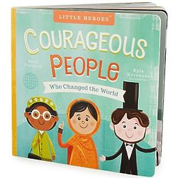 Little Heroes - Courageous People Storybook