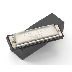 Personalized Stainless Steel Harmonica
